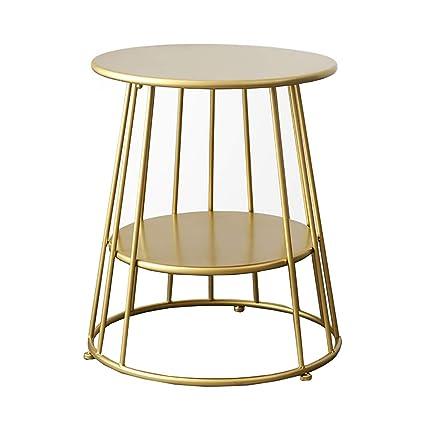 zhaoru end tables coin nordique de fer forg de coin de combinaison de sofa plusieurs