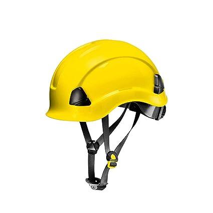 Mingteng Casco de Seguridad - Casquillo Protector del Casco de Escalada al Aire Libre (Color