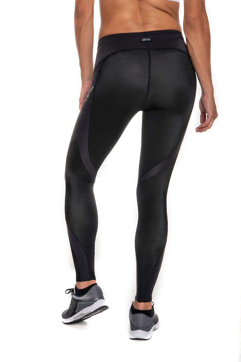 CW-X Women's Mid Rise Full Length Stabilyx Compression Legging Tights by CW-X (Image #3)