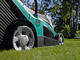 Bosch Rotak 37 LI - Máquina cortacésped inalámbrica (2 ...