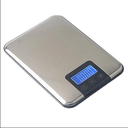 Balanza electrónica de la Cocina de la Escala de la precisión de 10kg / 15kg 1g