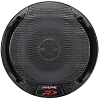 Alpine SPR-60 Type-R 6.5 2-way Coaxial Car Speakers (300W 100 RMS)