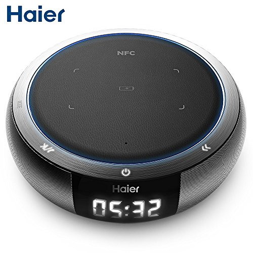 Haier Bluetooth Speakers PowerPort Qi Enabled