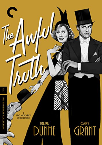 The Awful Truth (Criterion Collection) (Full Frame, Special Edition, Restored, 4K Mastering, Subtitled)