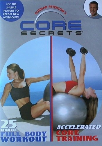 Gunnar Peterson's Core Secrets: 25 Minute Full Body Workout and Accelerated Core Training