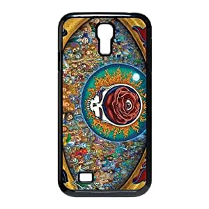 JNS4-1487 Customize SamSung Galaxy S4 I9500 Case Music Band Grateful Dead