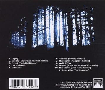 Cesium 137 Luminous Amazon Com Music