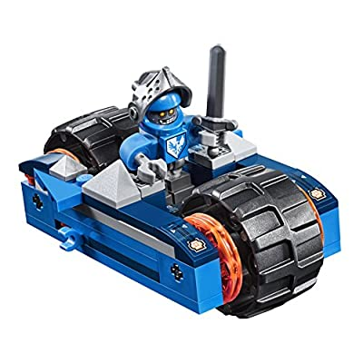 LEGO NexoKnights Clay's Rumble Blade 70315: Toys & Games