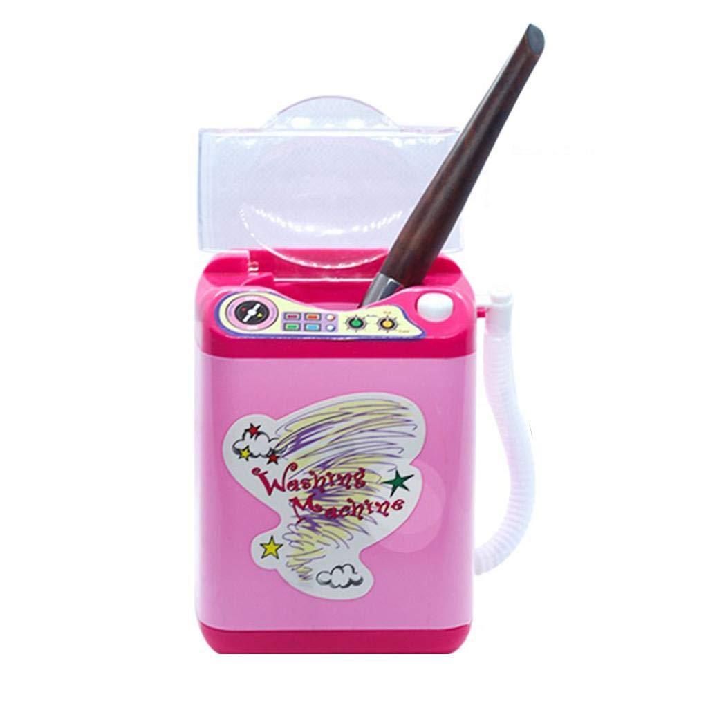 Ladiy Children Washing Machine Toy Mini Simulation Furniture Toys Makeup Brush Cleaner Play by Ladiy (Image #4)
