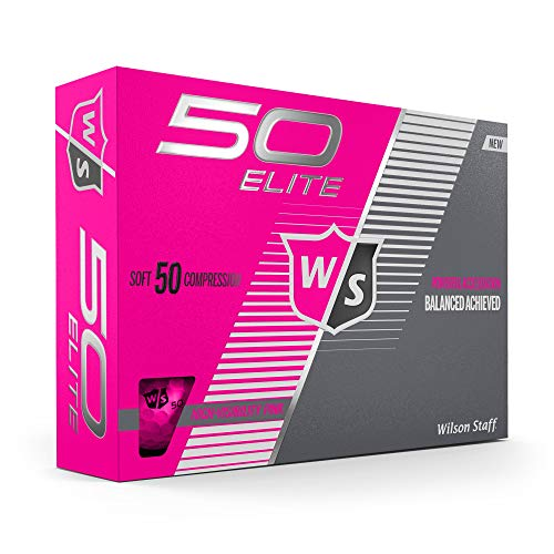 Wilson Staff Fifty Elite Golf Ball,