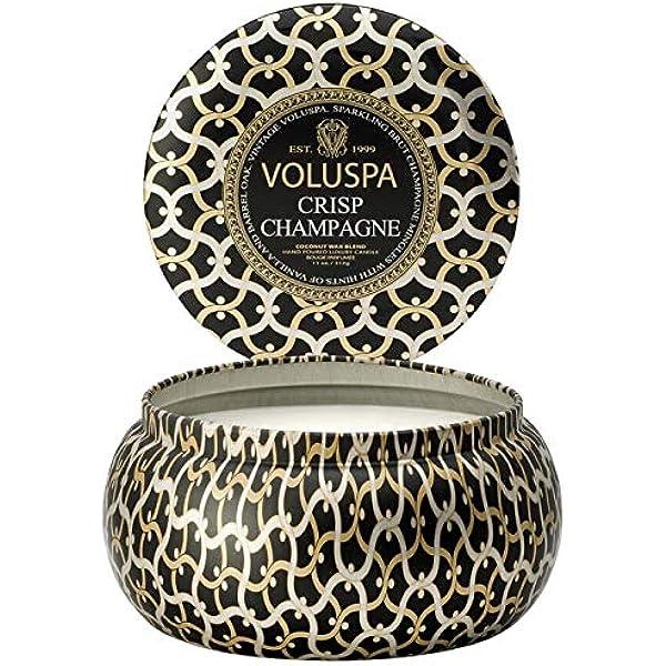 Rimligt prissatt färska stilar smuts billigt Amazon.com: Voluspa Crisp Champagne Classic Maison Boxed Glass ...