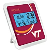 NCAA Virginia Tech Hokies Digital Weather Station