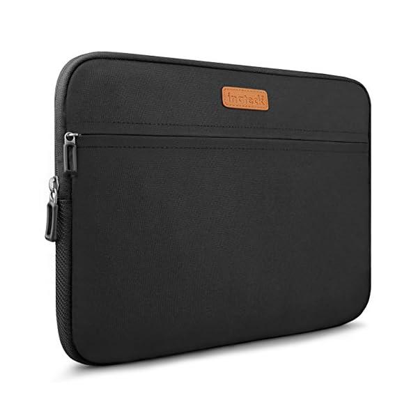 Inateck LC1400B, Borsa custodia sleeve morbida per laptop 14-14.1 pollici, compatibile con MacBook Pro 15 pollici nuovo… 1 spesavip