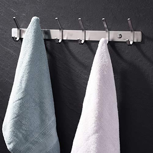 Amazon.com: KES SUS 304 Acero inoxidable toalla/barra ...