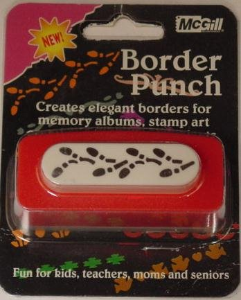 Christmas Lights Border Paper Punch (95300) by McGill