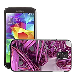 Hot Style Cell Phone PC Hard Case Cover // M00045438 abstract artistic 3d // Samsung Galaxy S5 i9600