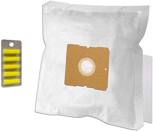 Set - Ambientadores + Filtro + 5 Bolsas de aspiradora para NILFISK ...