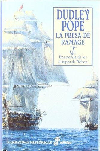 Descargar Libro 5. La Presa De Ramage Dudley Pope