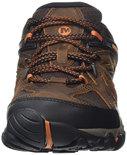 Merrell All Out Blaze Ventilator Gtx, Zapatillas de Deporte Exterior para Hombre Burnt Maple