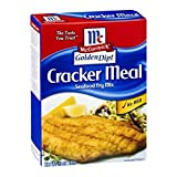 GOLDEN DIPT CRACKER MEAL, 10 OZ
