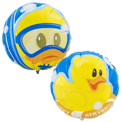 Just Ducky Gift (Party Destination 171465 Just Ducky Foil)