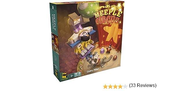 Matagot SAS MATSMEE1 Meeple Circus: Amazon.es: Juguetes y juegos