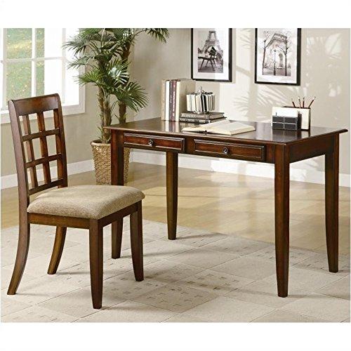 Coaster Home Furnishings Casual Desk Set, Brown