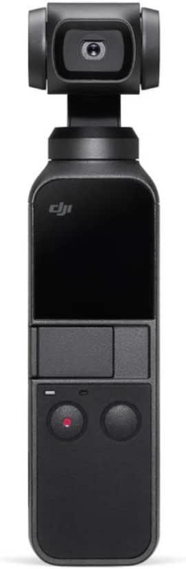 DJI كاميرات اكشن 4K وضوح ,تكبير البصري غير متاح وشاشة 1 انش -DJI-ZPK100