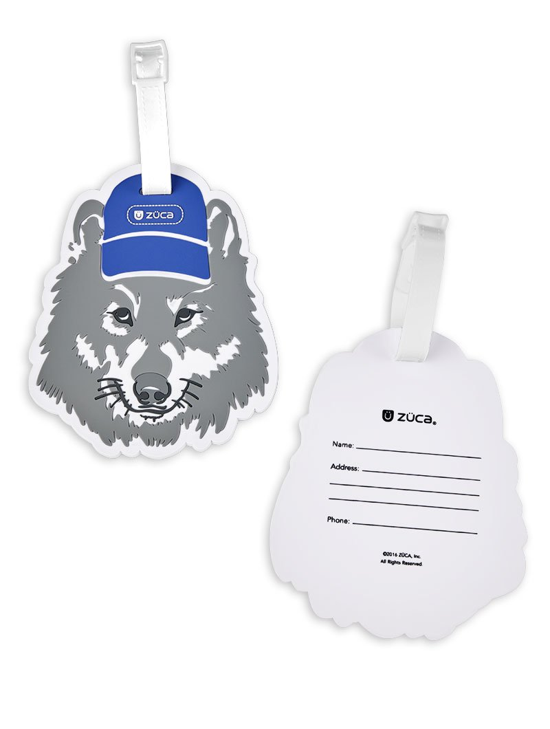 Zuca ''Fierce On The Field'' Sport Insert Bag with Matching Nametag by ZUCA