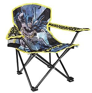 Amazon Com Batman Camp Chair Sports Amp Outdoors