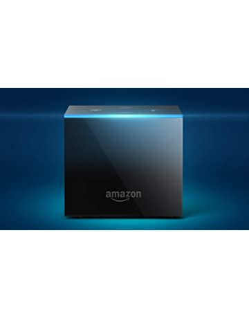 Fire TV Cube, hands-free with Alexa and 4K Ultra HD, streaming media player (Includes $45 Sling TV credit)