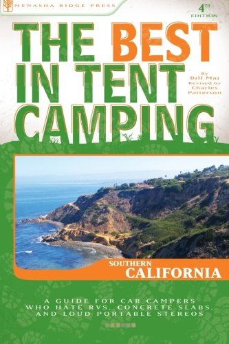 The Best in Tent Camping: Southern California (Best Tent - California Tent