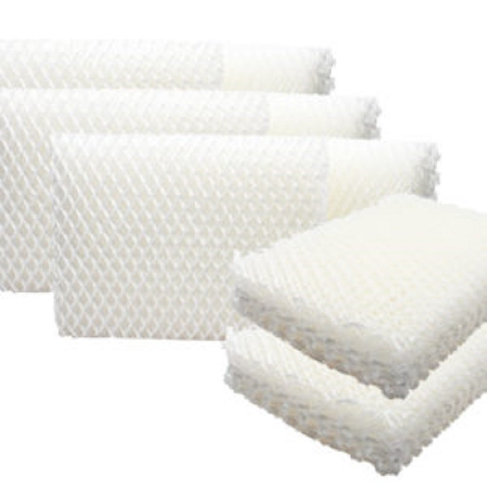 Air Filter Factory 8-Pack Compatible For Kenmore Sears 14911 32-14911 ES12 Humidifier Wick Filters