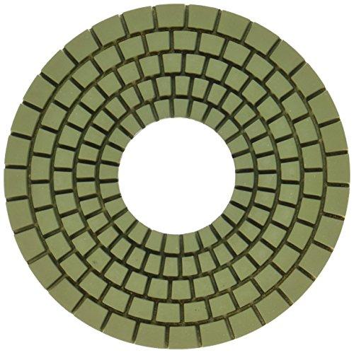 (Toolocity 7PDR3000 7-Inch Rigid Diamond Polishing Pads, 3000 Grit )
