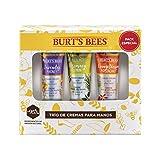 Trío de Cremas para Manos Burts Bees