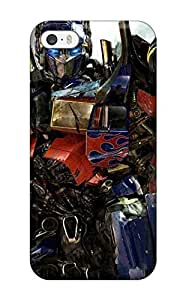 CaseyKBrown BklfHQp1901WinZX Case Cover Iphone 5/5s Protective Case Optimus Prime In New Transformers 3