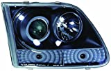 IPCW CWS-501B2 Clear Projector Headlight with Rings and B...