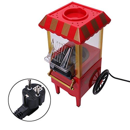 popcorn machine 220v - 4