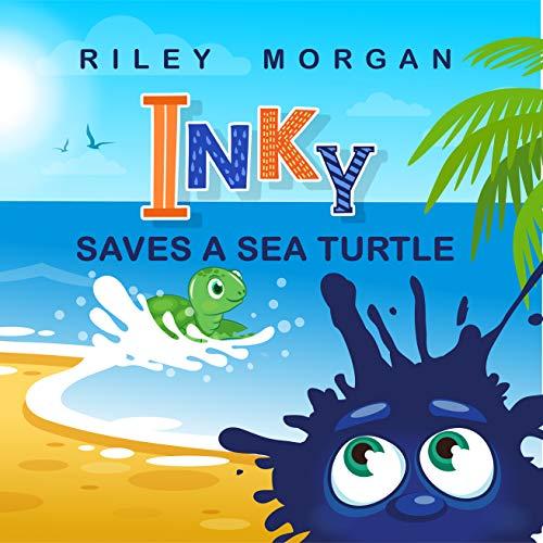 Inky Saves a Sea Turtle (Inky