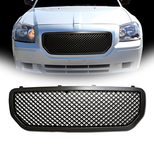 dodge grill cover - 3