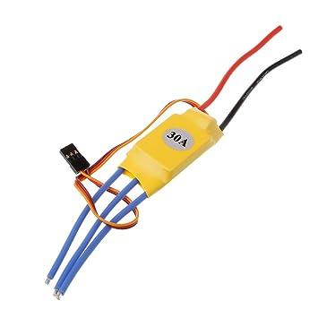 BouT Motor Speed Controllers HW30A Controlador de Velocidad sin ...