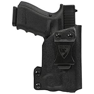 DSG Arms IWB CDC Holster Glock 19 w TLR-7 8 (Black RH)