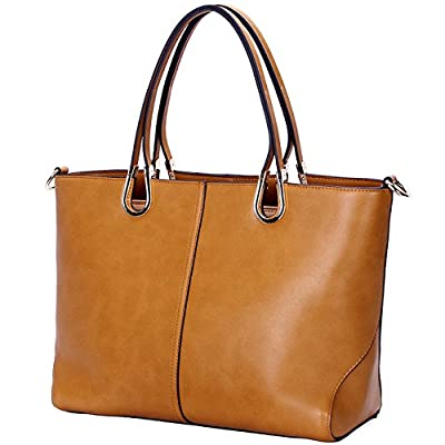 Designer Handbags for Women,Casual Vegan Leather Tote bag,YAAMUU Ladies Shoulder Crossboday Bag