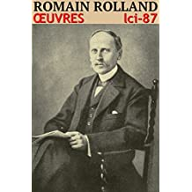 Romain Rolland - Oeuvres (87)