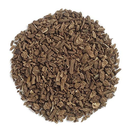 Valerian Root, Cut & Sifted Frontier Natural Products 1 lbs Bulk ()