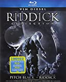 Riddick Collection (Pitch Black / Chronicles of Riddick) [Blu-ray] (2000) (Bilingual)
