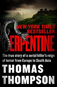 Serpentine Serial Killers Terror Europe ebook product image