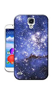 Natalie Works Unique Design Shinning Purple Starry Sky TPU Hard Cases for Samsung Galaxy S4 Hot Sell Protective Case