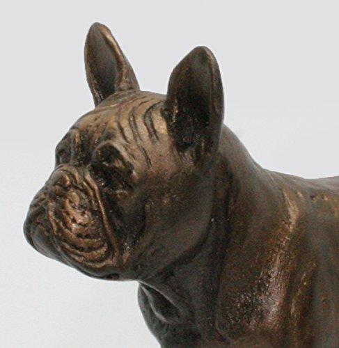 lifesize bulldog statue - 4