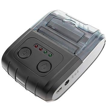 Cablematic - Impresora térmica 58mm MP300 USB BT NFC Android ...
